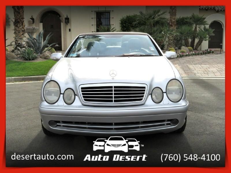 Mercedes-Benz CLK-Class 2003 price $7,470