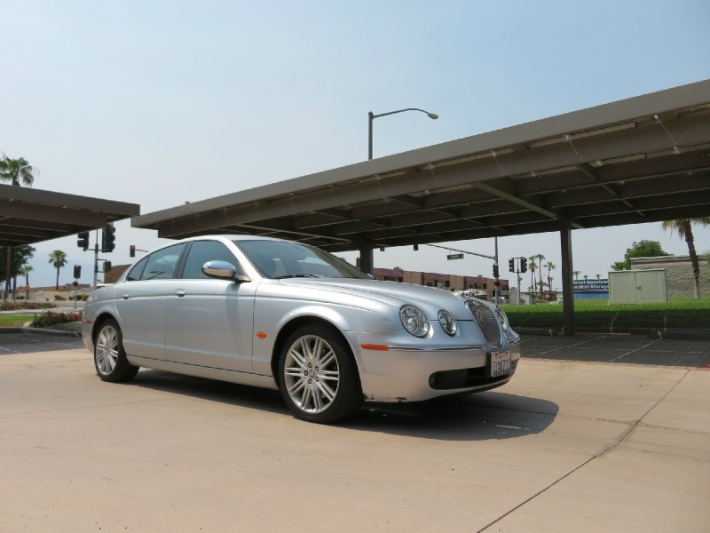 Jaguar S-TYPE 2007 price $7,970