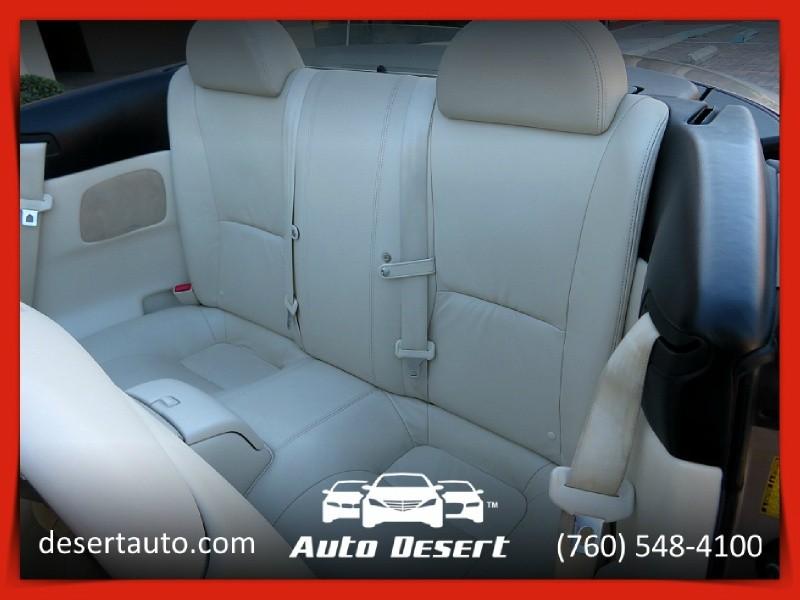 Lexus SC 430 2005 price $21,995