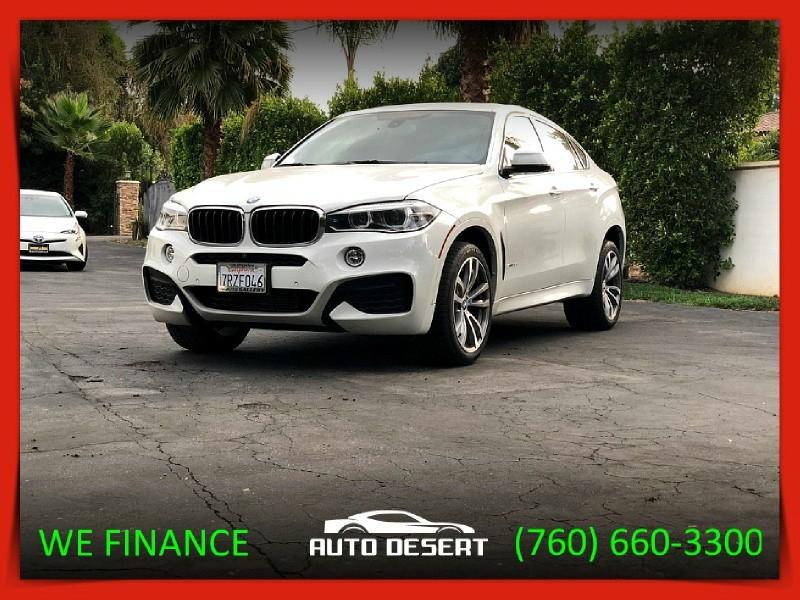 BMW X6 2016 price $47,900