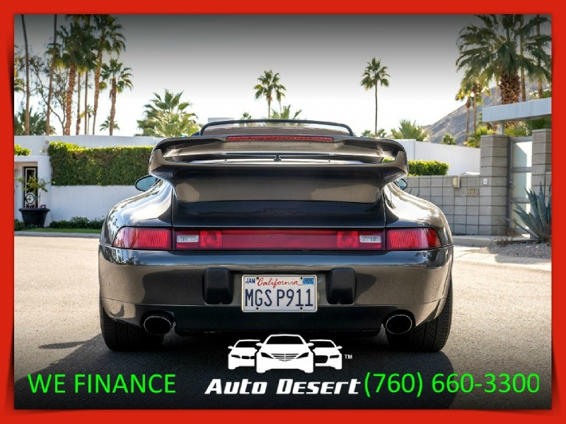 Porsche 911 Carrera with All the Record service 1997 price $33,970