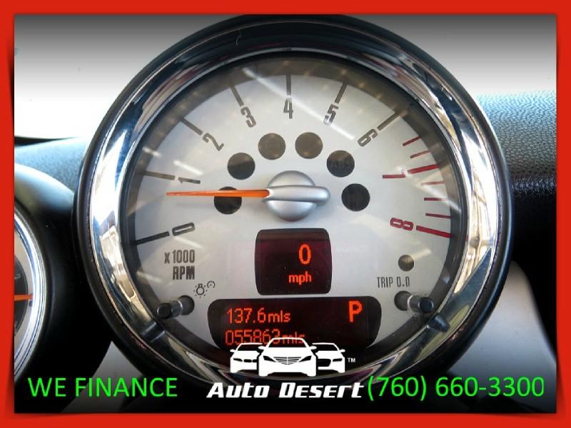 Mini Cooper Convertible 2013 price $12,970