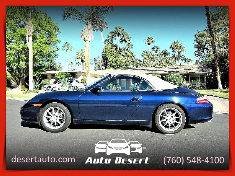 Porsche 911 Carrera 2002 price $19,995