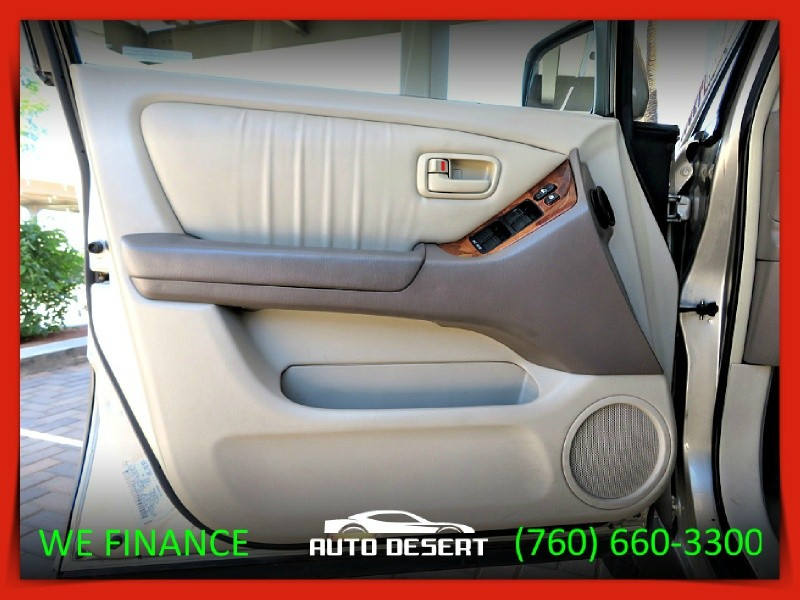 Lexus RX 300 2000 price $4,470