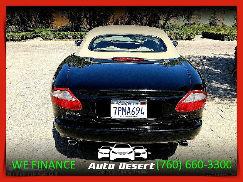 Jaguar XK8 1998 price $8,970