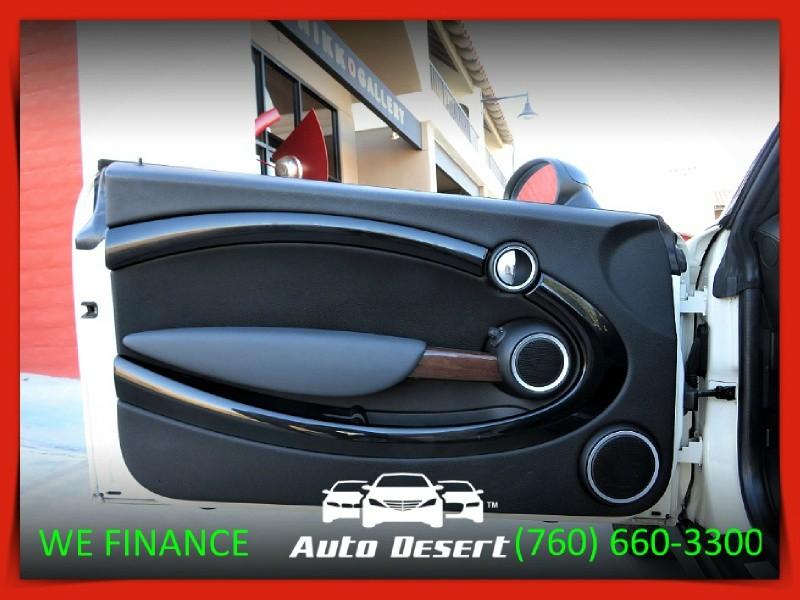 Mini Cooper Convertible 2012 price $10,970