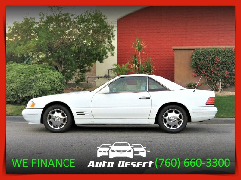 Mercedes-Benz SL Class 1996 price $7,990