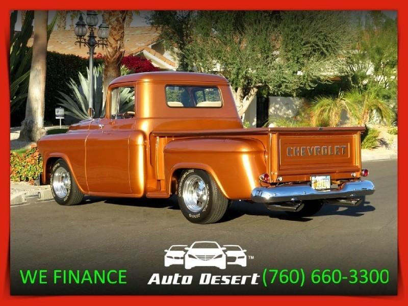 Chevrolet PICK UP 1957 price $49,995