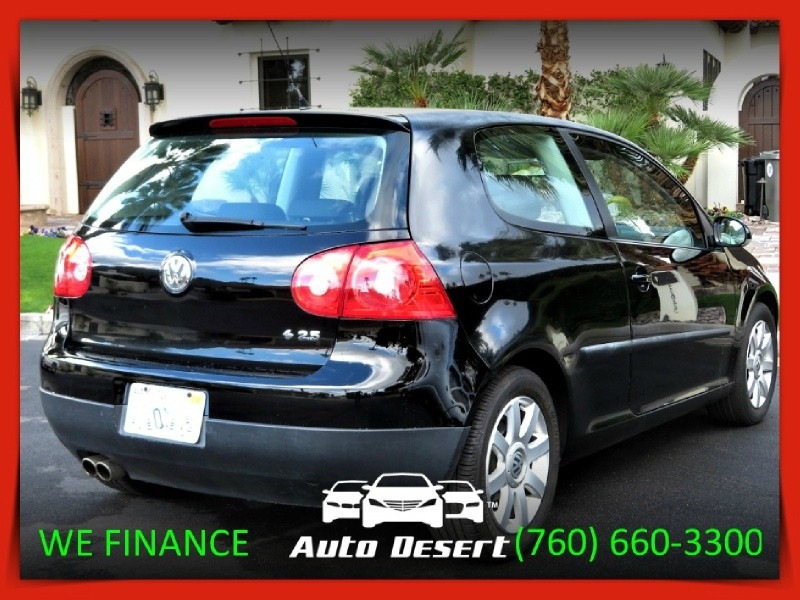 Volkswagen Rabbit 2009 price $7,470