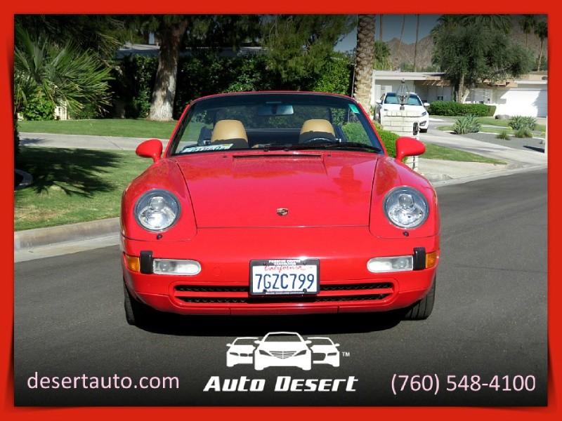 Porsche 911 Carrera One Owner 14K miles 1997 price $86,900