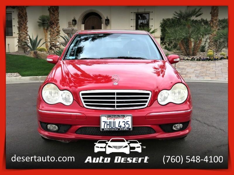 Mercedes-Benz C-Class 2005 price $5,970