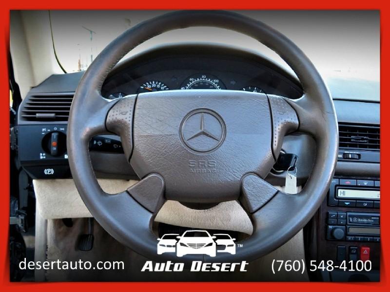 Mercedes-Benz SL-Class 1997 price $7,970