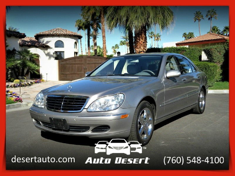 Mercedes-Benz S-Class 2004 price $8,970