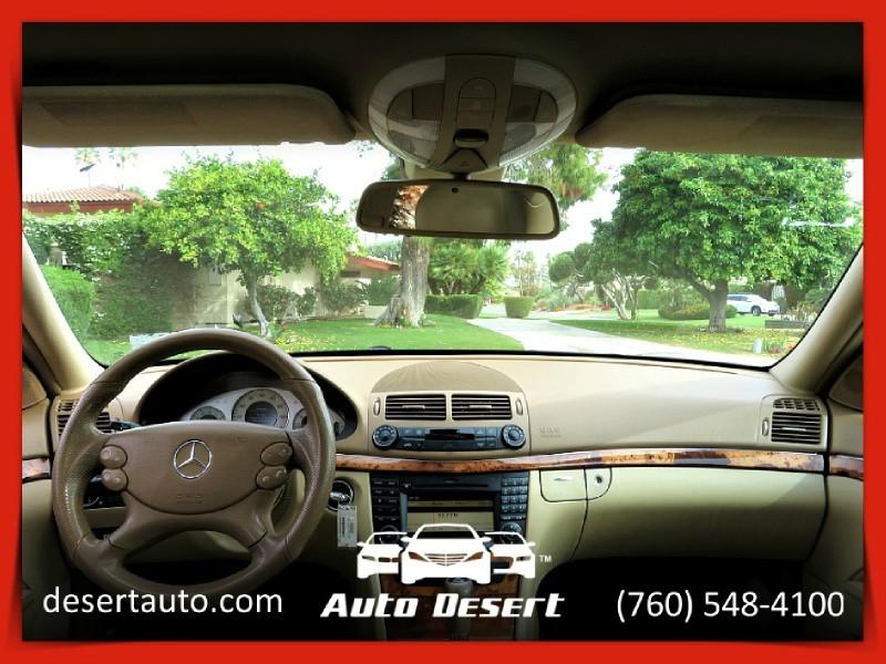 Mercedes-Benz E-Class 2009 price $10,970