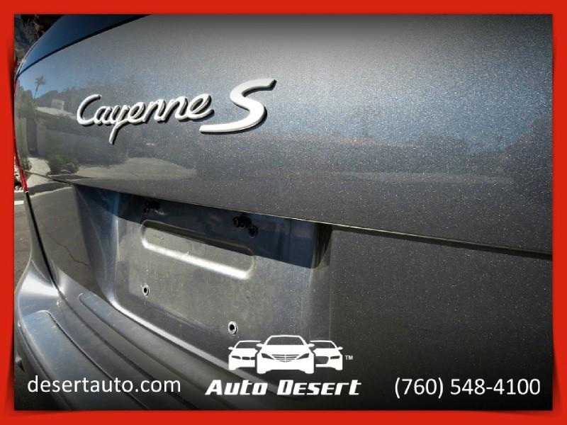 Porsche Cayenne 2008 price $15,970