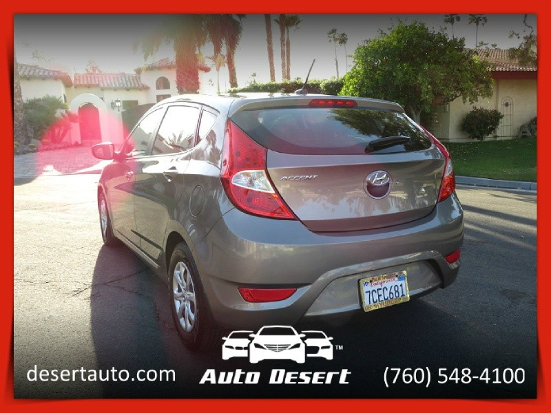 Hyundai Accent Accent 5-Door ONE OWNER with Only 26k miles 2013 price $8,970