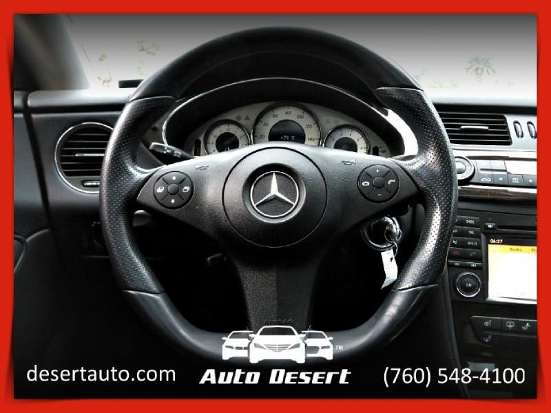 Mercedes-Benz CLS-Class 2011 price $18,970