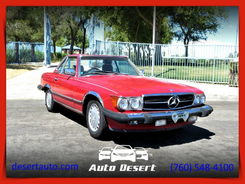 Mercedes-Benz 560 Series 1987 price $23,970