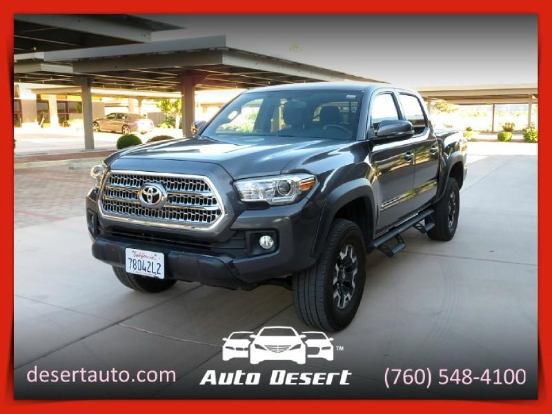 Toyota Tacoma 2016 price $26,876