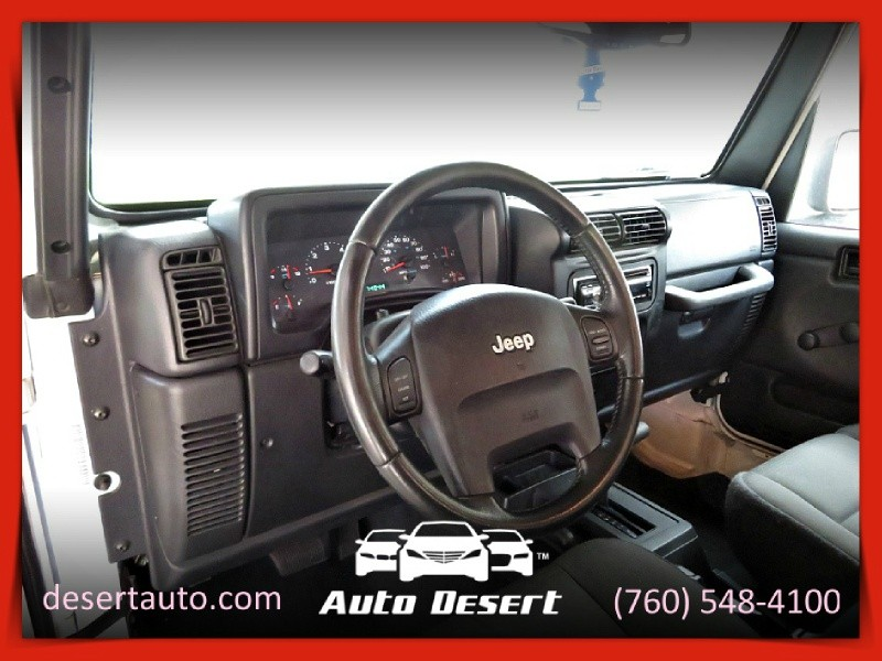 Jeep Wrangler 2006 price $13,970