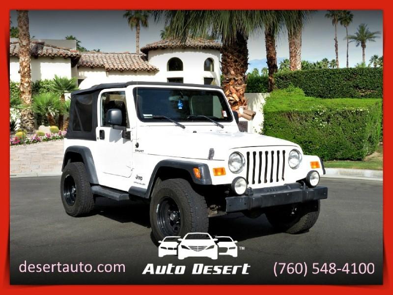 Jeep Wrangler 2006 price $15,970