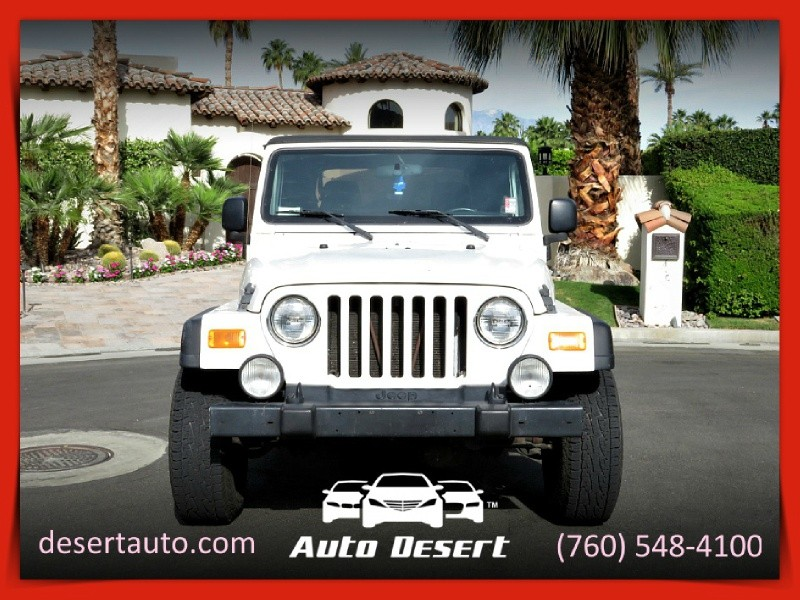 Jeep Wrangler 2006 price $15,970