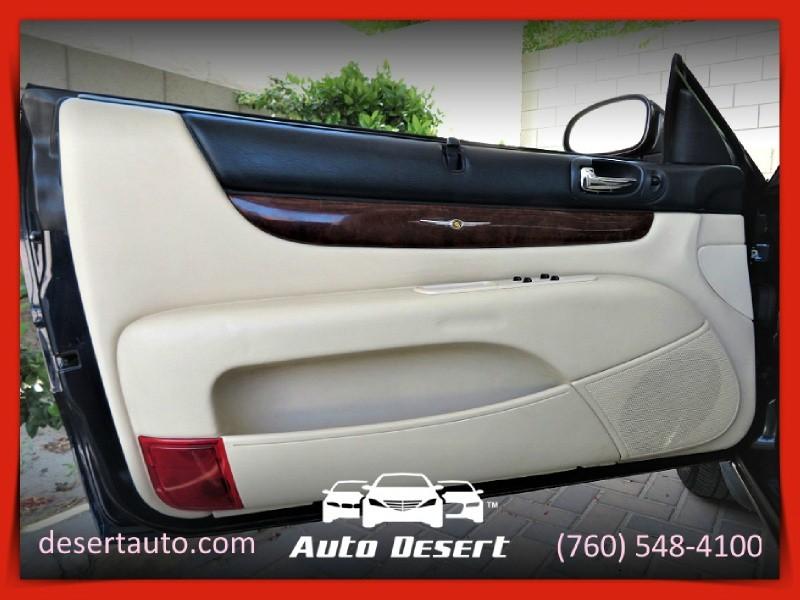 Chrysler Sebring 2002 price $3,175