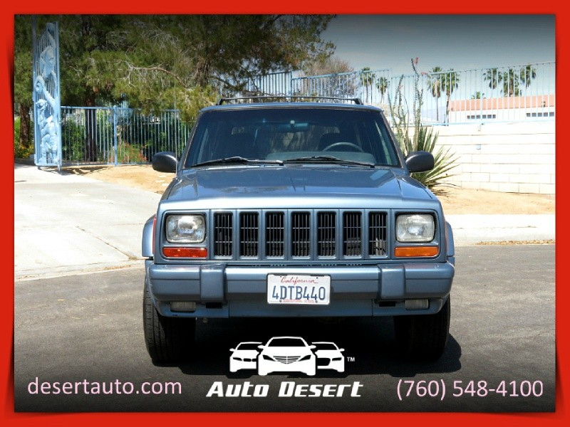 Jeep Cherokee 1999 price $10,970