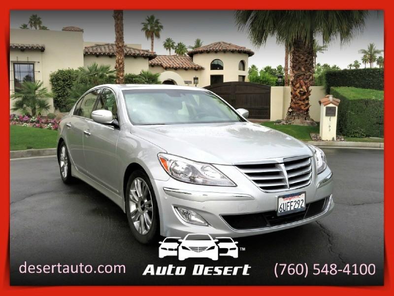 Hyundai Genesis 2012 price $15,970