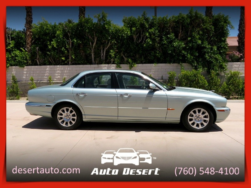 Jaguar XJ 2004 price $8,970