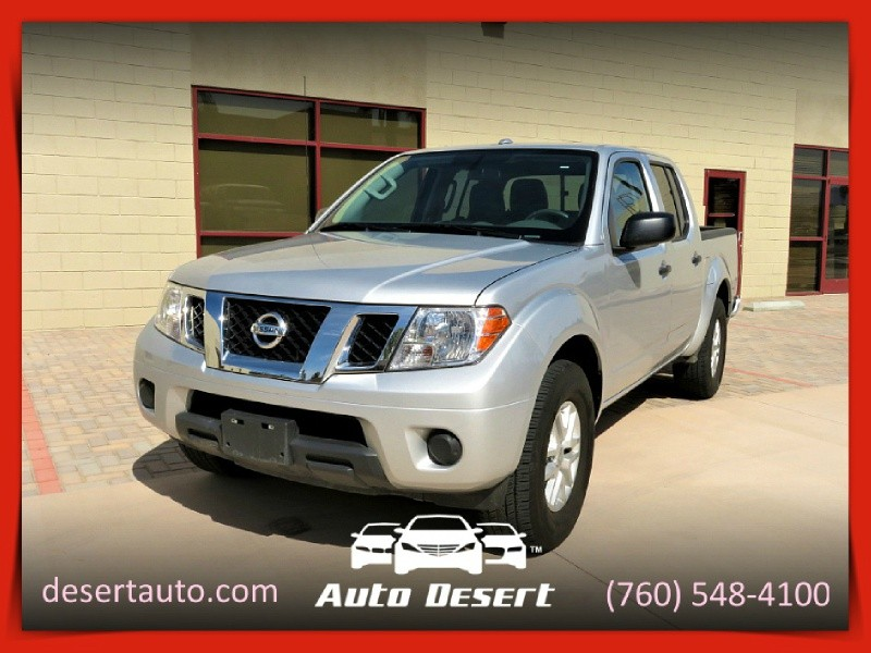 Nissan Frontier 2018 price $23,970