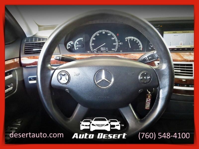 Mercedes-Benz S-Class 2007 price $12,970
