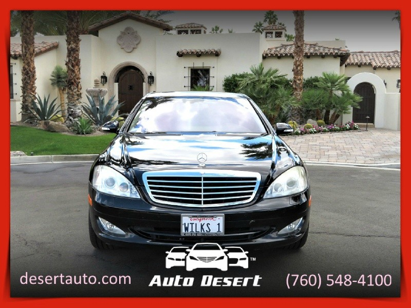 Mercedes-Benz S-Class 2007 price $12,970