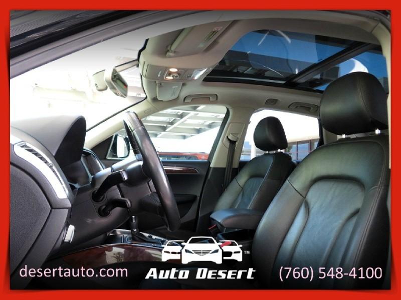 Audi Q5 2009 price $10,970