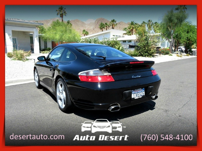 Porsche 911 Carrera twin turbo Super Clean 2001 price $59,700