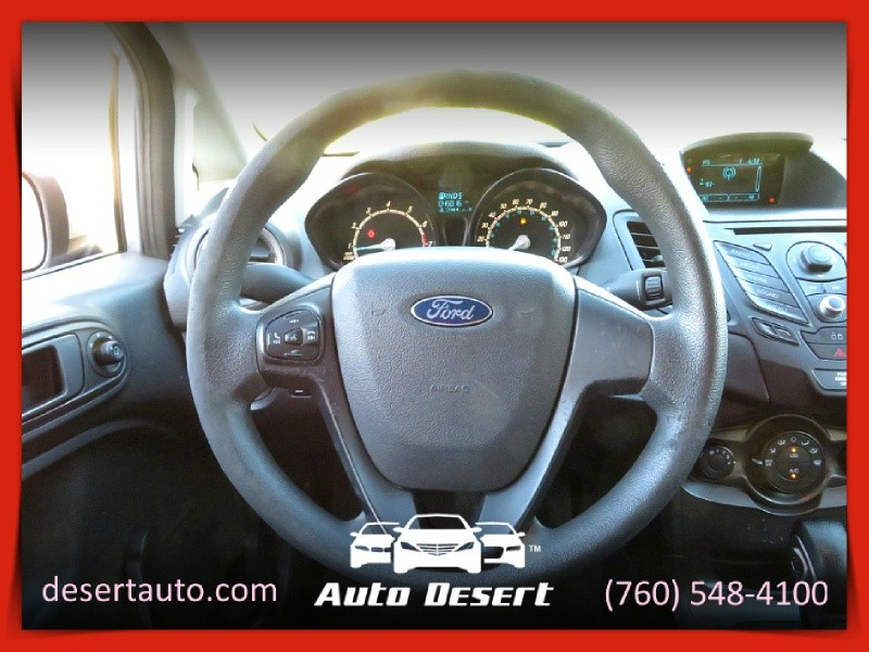 Ford Fiesta 2015 price $8,470