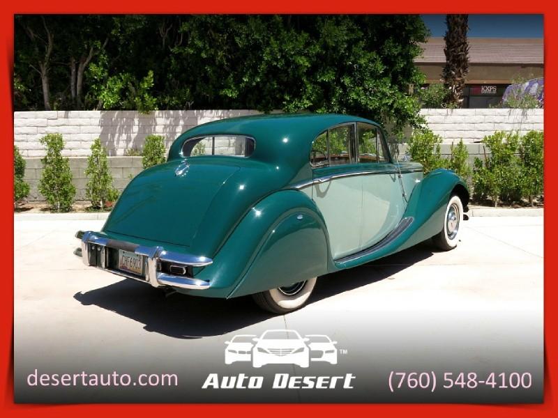 Jaguar Mark V 1950 price $39,970