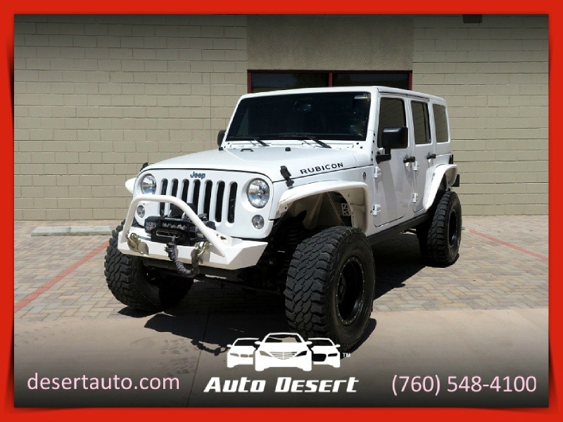 Jeep Wrangler Unlimited 2016 price $37,970