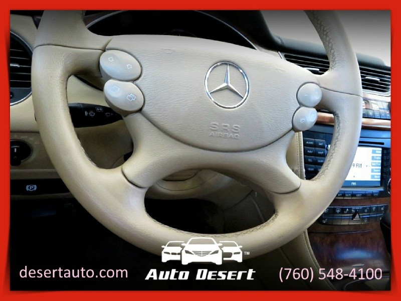 Mercedes-Benz CLS-Class 2006 price $10,970