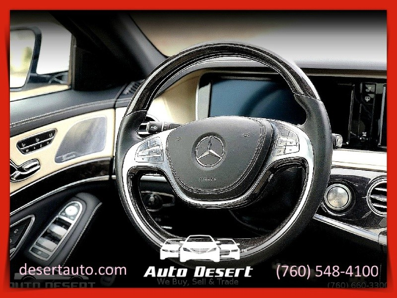 Mercedes-Benz S-Class 2016 price $59,700
