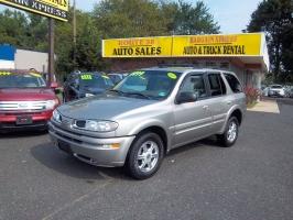 Oldsmobile Bravada 2003