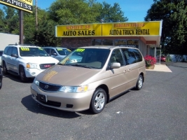 Honda Odyssey 2000
