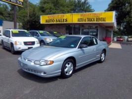 Chevrolet Monte Carlo 2000