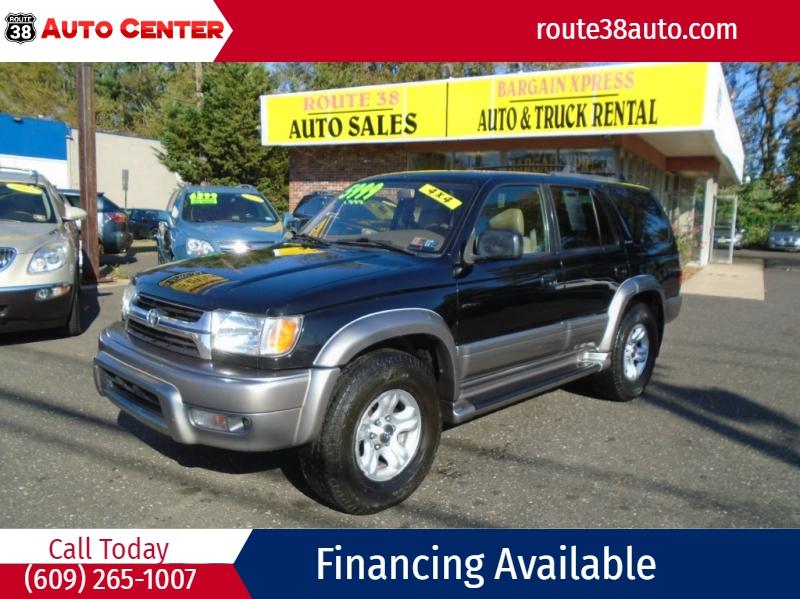 Toyota 4Runner 2002 price $4,999