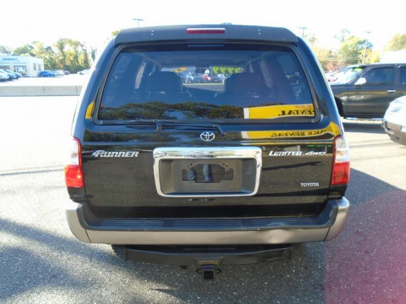 Toyota 4Runner 2002 price $5,999