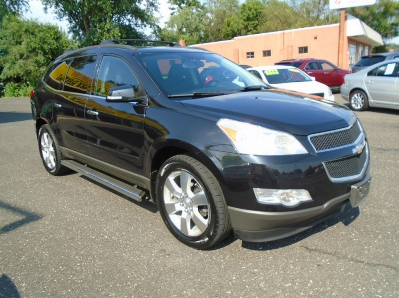 Chevrolet Traverse 2011 price $8,599