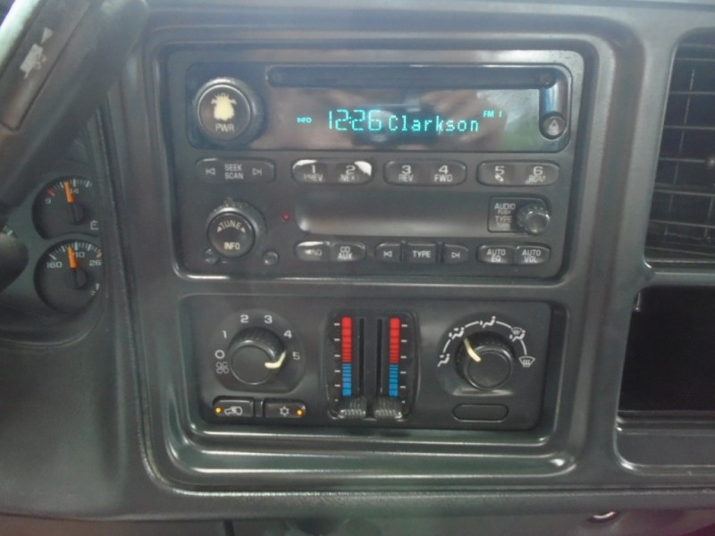 Chevrolet Silverado 1500 2005 price $5,999