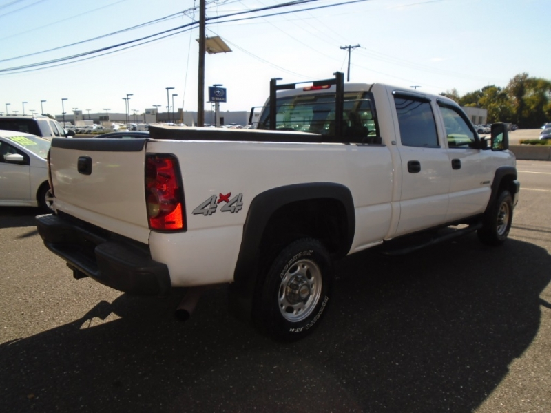 Chevrolet Silverado 2500HD 2005 price $8,999