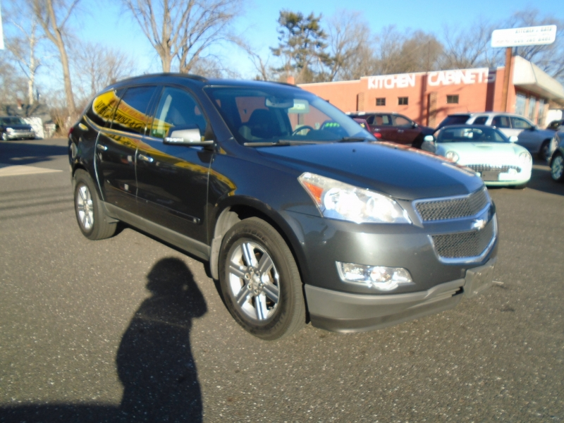 Chevrolet Traverse 2010 price $7,999