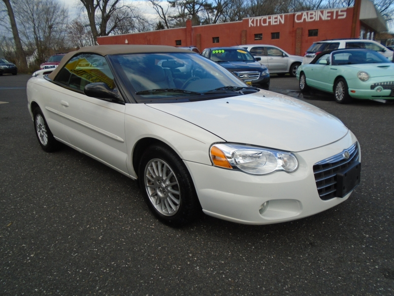 Chrysler Sebring 2004 price $3,999